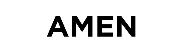 Amen Leaky Gut Logo