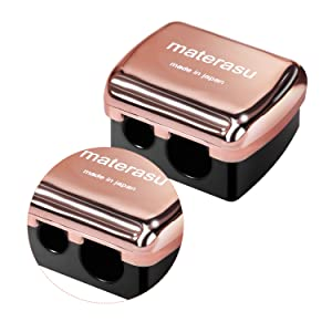 COVERGIRL Makeup Masters 3-in-1 Pencil Sharpener, 1 Count (packaging may vary)
