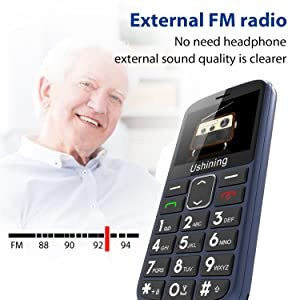 External FM Radio