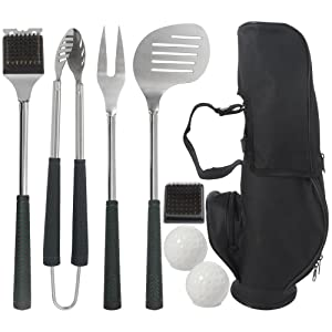grill accessories grill set grill tools grill sets for men stainless steel bbq grill set