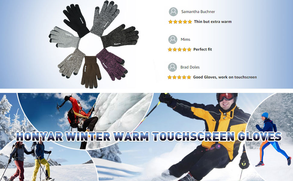thermal warm gloves