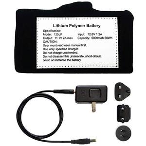 12v battery jacket