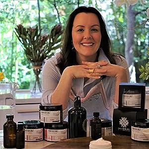 pureSCRUBS Founder Janna Robinson