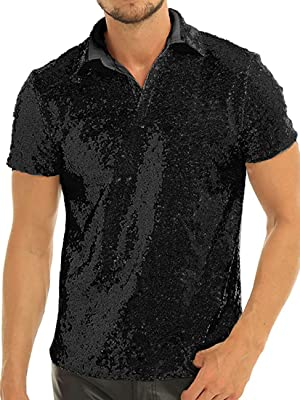 mens novelty polo shirts