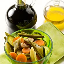 Balsamic and Vegetables