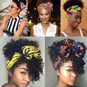 afro curly wig