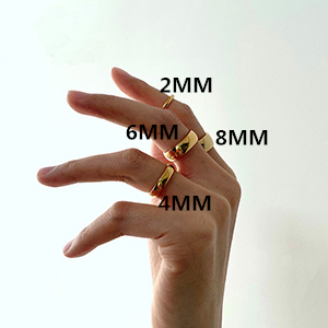 yellow gold wedding ring for women men