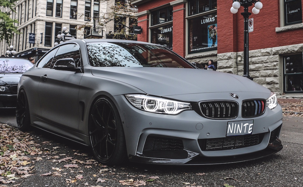 2014-2020 BMW 4 Series F32 F33 F36, Front Lip amp; Rear Diffuser amp; Side Skirts