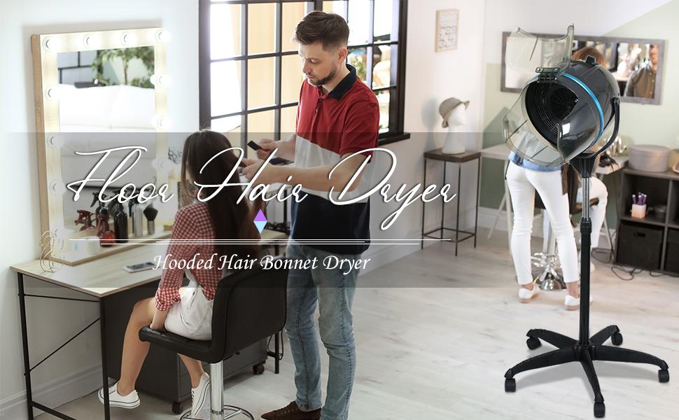 floor hair dryer