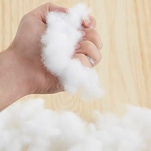 Imbottitura ideale per effettuare riempimenti  riempimenti svariati peluche imbottitura per cuscini