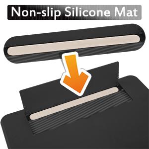 non-slip anti-skid silicone mat