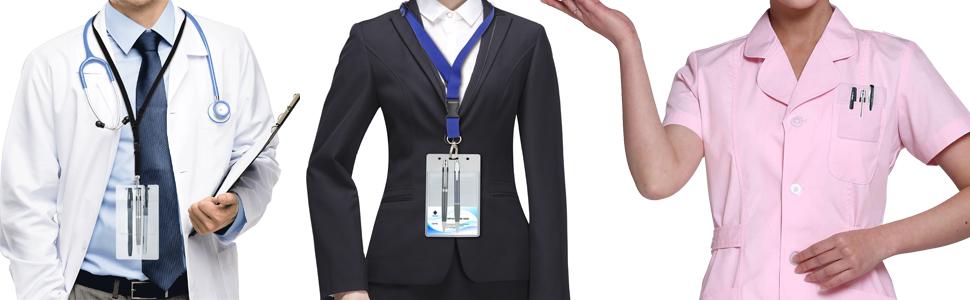 Protection de poche en PVC.