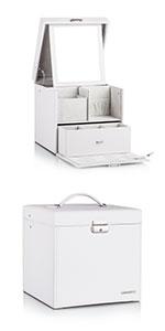 コスメボックス 化粧品収納 メイクボックス