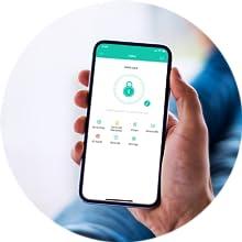 smart lock app smart home