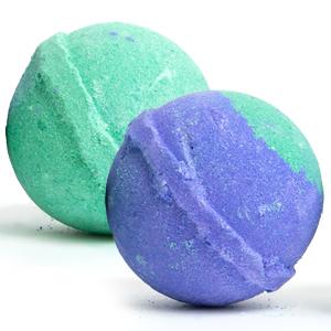 Eucalyptus and Lavender bath bombs