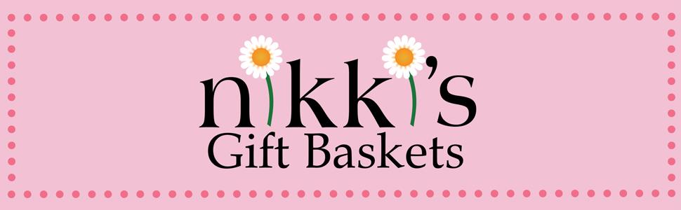 Nikki's Gift Basket new baby girl gifts