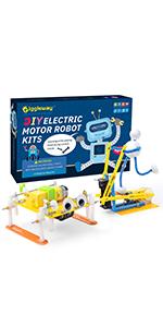Robot kit for kids