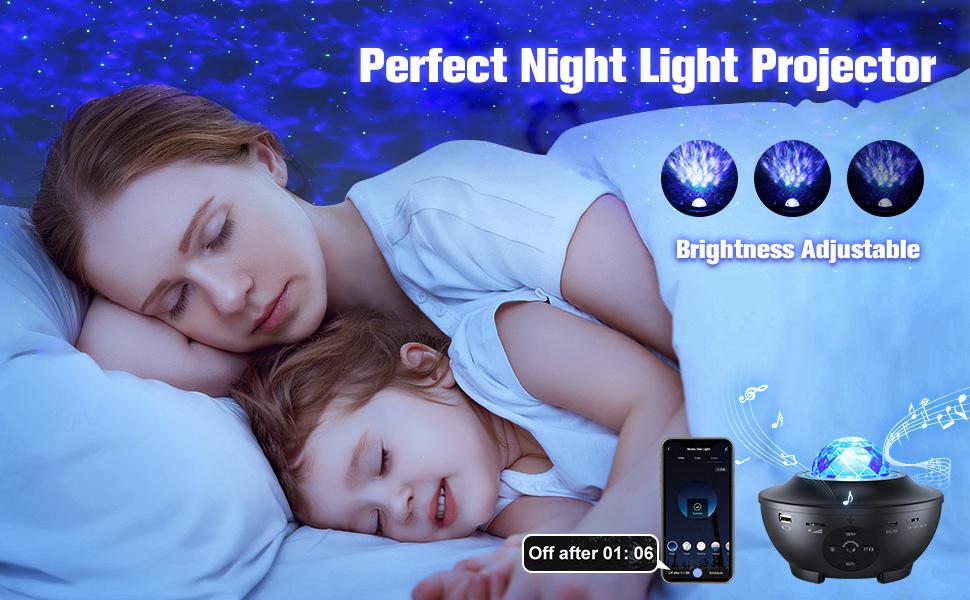 Perfect Night Light Projector