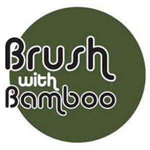 Brush With Bamboo Logo