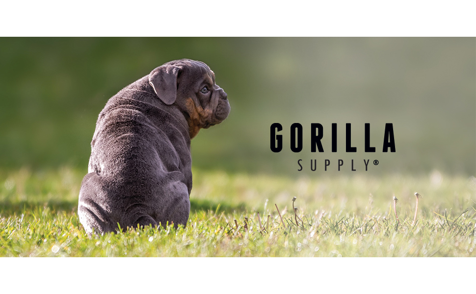 gorilla supply banner