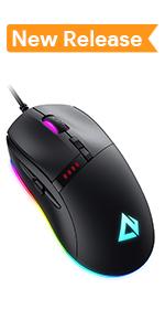 mouse gaming mouse da gioco