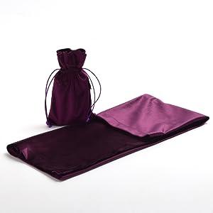 Purple Altar Table Cloth
