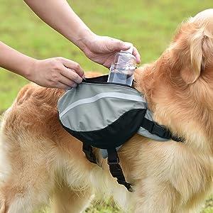 Saddle Bag Backpack