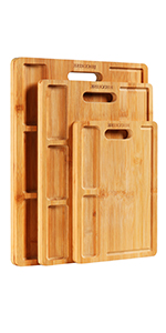 Thick Large Bamboo Chopping Board