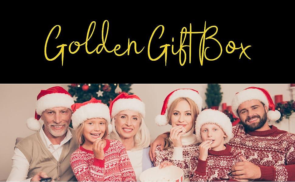 GGB Logo - Christmas Popcorn