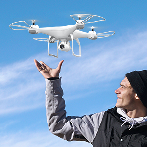 potensic t25 gps drone with camera