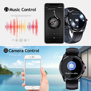 Smart Watch for Android/iOS Phones