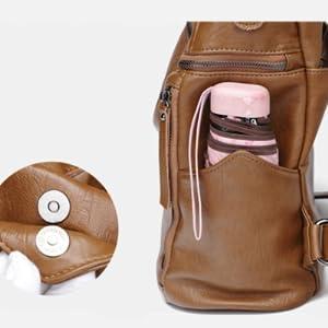 Tasche laterali