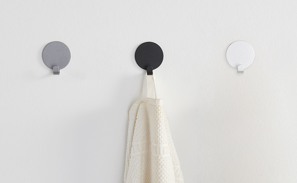 KAIYING high-quality self adhesive wall mounted hooks