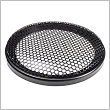 Emphaser ECP-M4: 10 cm 2-Wege Lautsprecher / Komponentensystem, Tieftöner Magnet und Membran