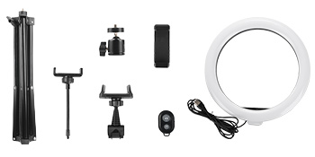 all accessories of ring light
