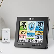 Logia 7in1 weather station console