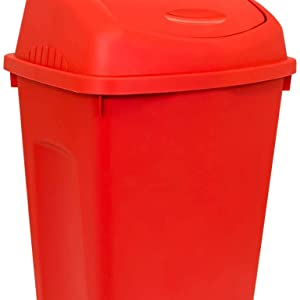 Charles Bentley 50 litres Flip Top Rubbish d/échets de cuisine Bin Divers Couleur
