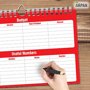 2021 diary organiser weekly