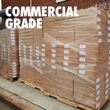 Tough Pallet Shrink Wrap Gauge Industrial Strength, Commercial Grade Strength Film