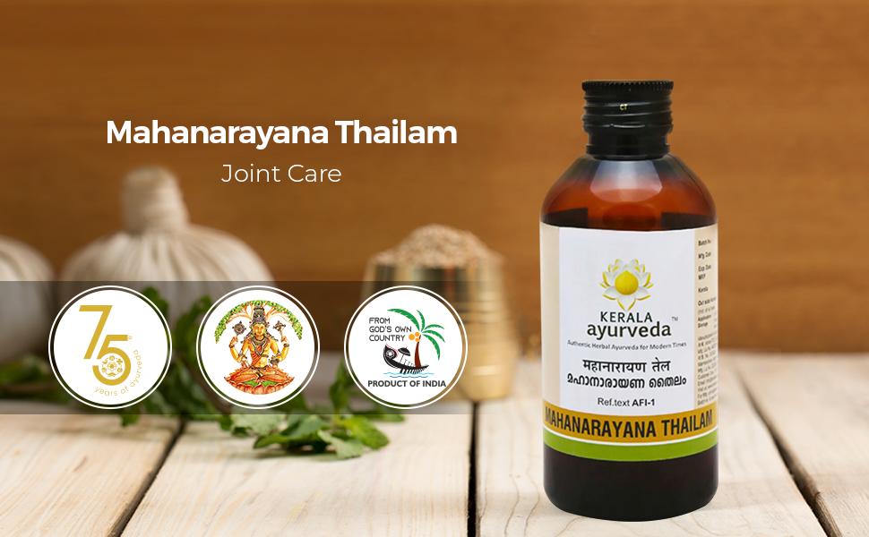 Mahanarayan thailam 200 ml