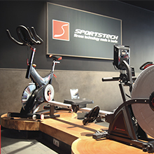 springtouw, professioneel, Sportstech RJX200, fitnesstraining, bokstraining, high speed rope