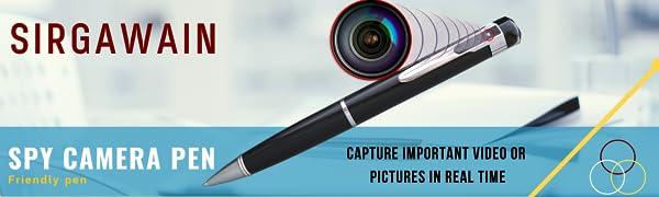 Hidden spy camera Pen spy camera wireless hidden Spy pen with camera Spy pen camera Spy recorder pen