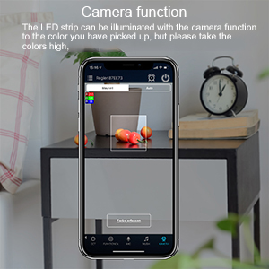 LED strips 5m  APP Controlled