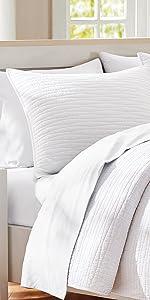 Cotton Jersey Quilt Set