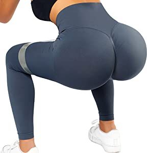 High Wasted Rouched Leggings