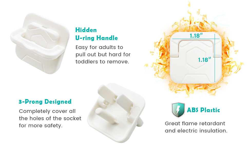 baby proofing outlet covers children safety