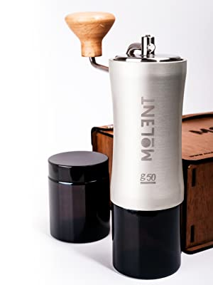 coffee grinder burr manual bean beans grinders hand machine conical portable maker espresso coffe