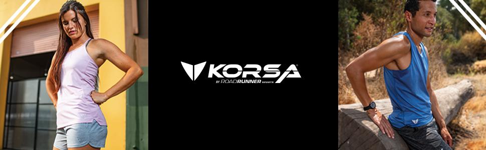 korsa women's premium apparel road runner sports