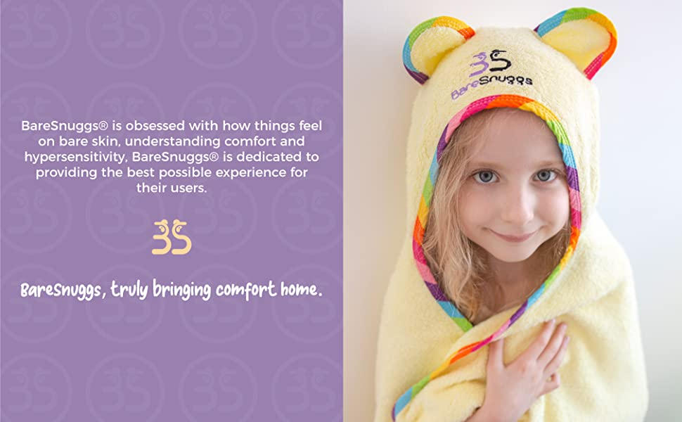 Baby Bath Hooded Towel Baby Shower Gifts Christening Gift or Presents for Expectant Mum