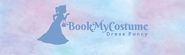 BookMyCostume Kids & Adults Fancy Dress Costumes & Accessories, School Competition Fancy Dresses